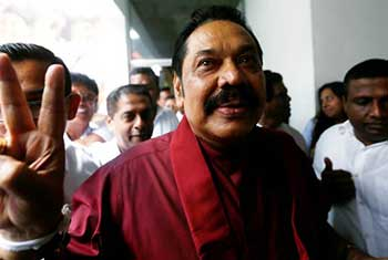 Sri Lanka has never had traitors as committed and enthusiastic as current govt - MR
