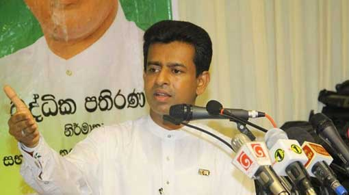 I wasn't informed of a ministerial post – Buddhika Pathirana