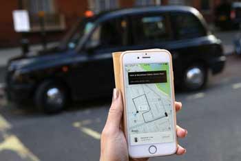 Google Maps removes Uber integration
