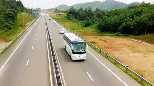 Bus strike on Southern expressway and Matara- Colombo route