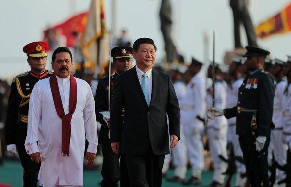 How China got Sri Lanka to cough up Hambantota Port - Report