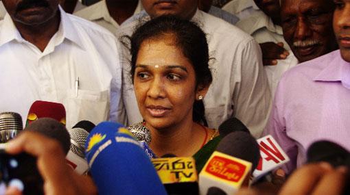 Vijayakala decides to resign from post