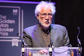 Michael Ondaatje's The English Patient wins prestigious Golden Man Booker Prize