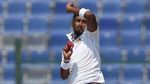 Suranga Lakmal appointed Captain for Test matches against South Africa