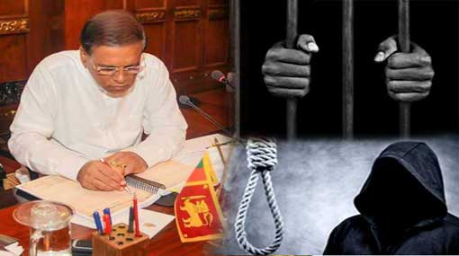 List of drug traffickers with death penalty to be handed to President today