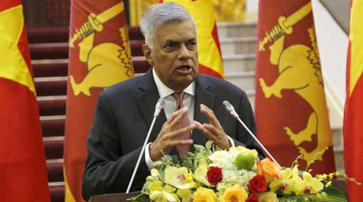 SL will be made the center of Indian Ocean – PM
