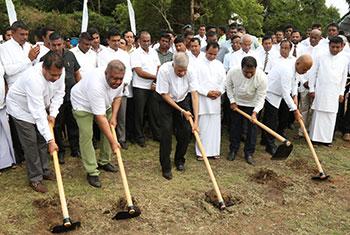 Gamperaliya launched...