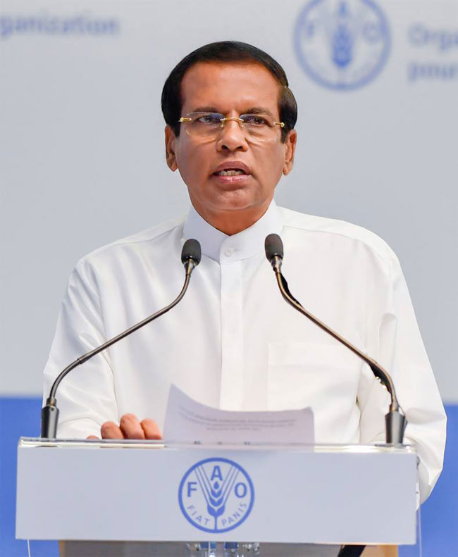 Sri Lanka highly committed to conserve and enhance forest cover – President