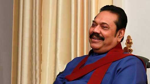 Mahinda refutes allegations of Gota being Presidential Candidate