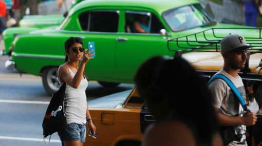 Communist-run Cuba starts rolling out internet on mobile phones