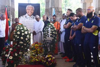 Remembering Mandela...