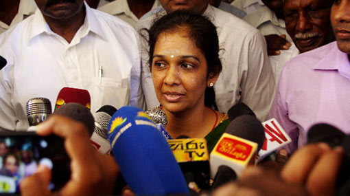 Court briefed on investigation into Vijayakala's statement