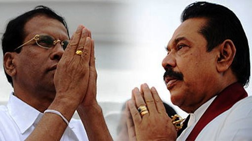 Joint Opposition eyeing Maithri - Mahinda coalition