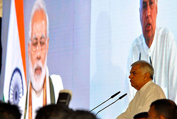 PM launches India-assisted ambulance service...