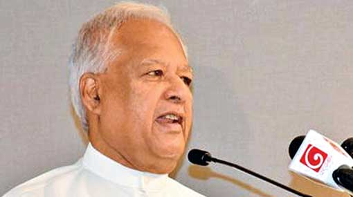 Only SLFP has the right to govern the country – Amunugama