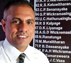 Charith Senanayake appointed Sri Lanka team manager