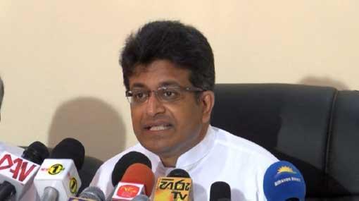Vijayakala will never be arrested – Gammanpila