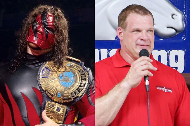 Former WWE champion Kane declared winner in Tennessee mayoral race