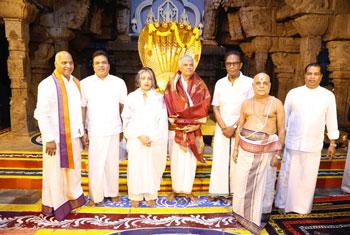 PM visits Tirupati...
