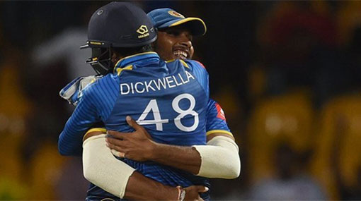 Sri Lanka register 3-run win in rain-affected thriller