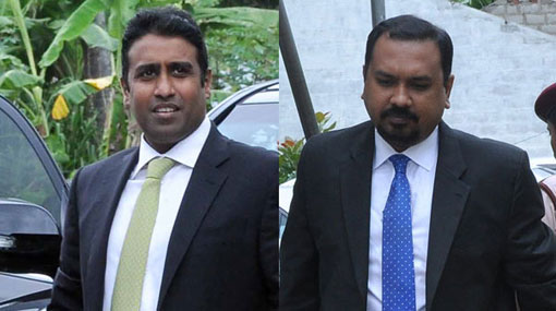 Aloysius and Palisena further remanded