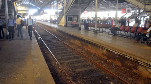 Eight trains to leave Fort Railway Station