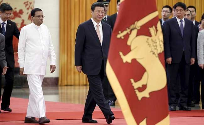 Whatever Sri Lanka's election result, China's back in business