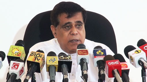 Nimal Siripala vows to become 'the best' Transport Minister