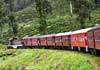 Train Services on upcountry railway line obstructed