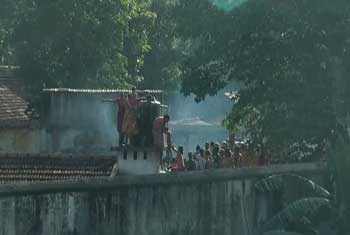 Clashes at Welikada Prison: 11 injured and 52 inmates transferred