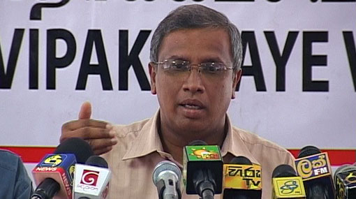 Sri Lanka does not need a federal system – Sumanthiran