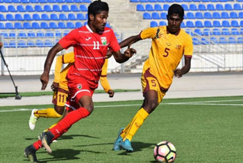 Sri Lanka draw with Maldives 0-0