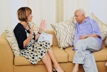 New UN Resident Coordinator meets Sampanthan...