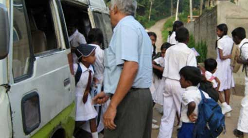 School Van fares increased by 5%