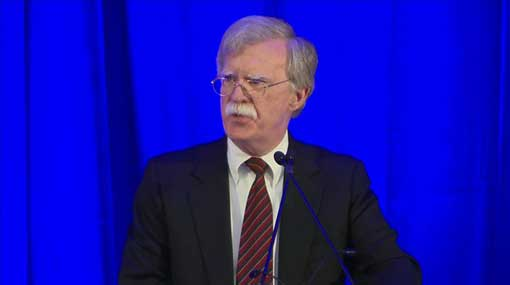 US threatens ICC with sanctions; closes down PLO office in Washington