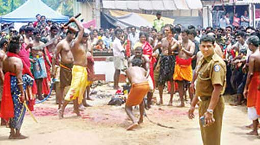 Cabinet bans ritualistic animal sacrifices