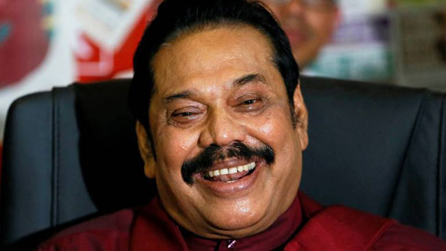 My brother is certainly a contender - Mahinda Rajapaksa