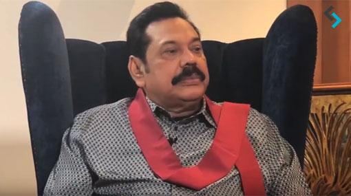 I offered to meet Prabhakaran in Kilinochchi - Rajapaksa