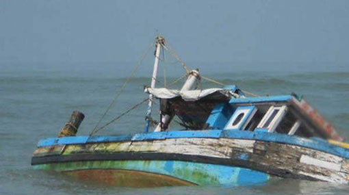 4 dead, 2 missing after fishing boat collides with ship