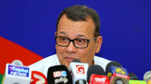 President recommends Samarasinghe to Constitutional Council