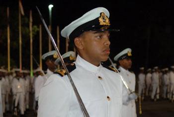 Yoshitha transferred to Navy HQ