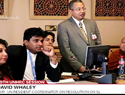 World Patriotic Lankan Forum shows world the issues in Darusman report (English)