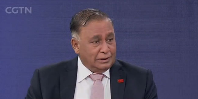 Hambantota Port is not a 'debt trap' - Sri Lankan ambassador