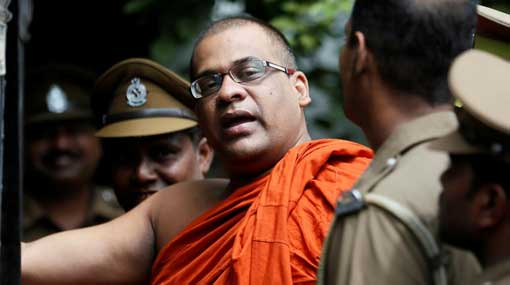 Supreme Court rejects Gnanasara Thero's appeal