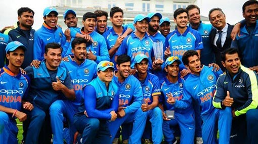 India Clinch Under-19 Asia Cup beating Sri Lanka