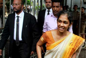 Vijayakala granted bail...