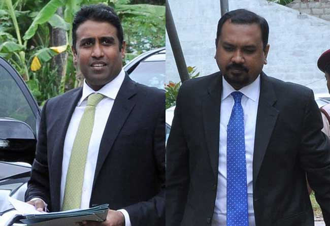 Kasun Palisena and Arjun Aloysius further remanded