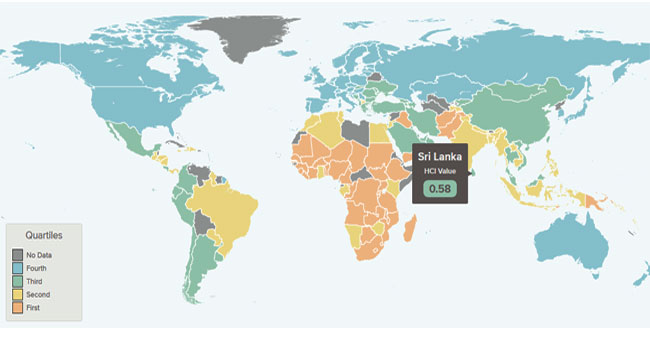 Sri Lanka leads South Asia in World Bank 'human capital' rankings