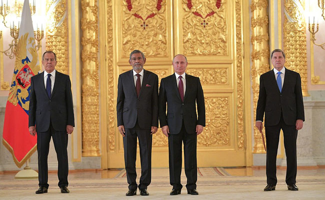 Russia interested in closer cooperation with Sri Lanka – Putin