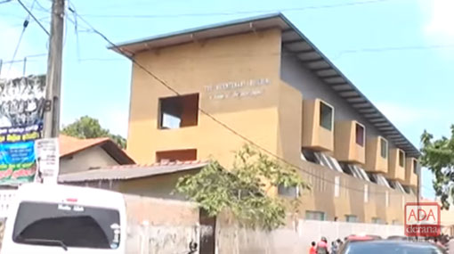 Bomb scare at a girls' school in Negombo